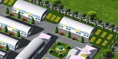 厂区公司绿化工程