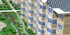 城市小区绿化工程